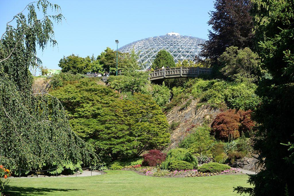 Bloedel Floral Conservatory, Queen Elizabeth Park, Vancouver, BC